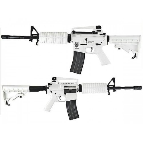 G&G FUCILE ELETTRICO M4A1 BIANCO (GG08)
