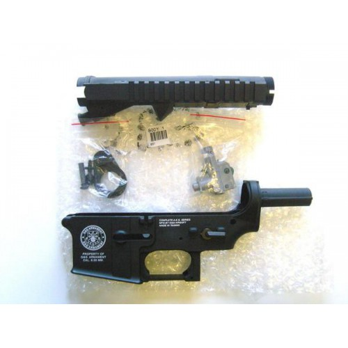 G&G POLYMER UPPER AND LOWER RECEIVER FOR M4 SERIES (BODY 1)