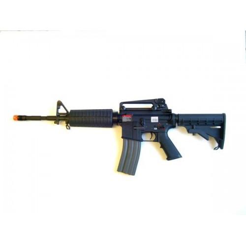 G&G ELECTRIC RIFLE M4A1 CARBINE FULL METAL BLACK (GG20BM)