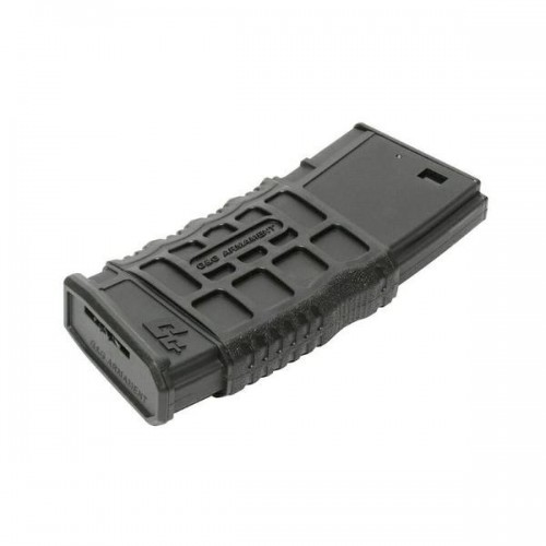 G&G GMAG-V1 HI-CAP MAGAZINE 300RDS M4/M16 SERIES BLACK (G08083)