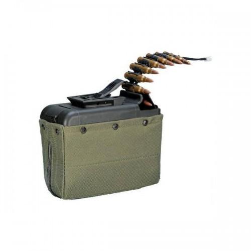 ARES CARICATORE ELETTRICO 1100 COLPI PER LMG OLIVE DRAB (AR-CARLMG)