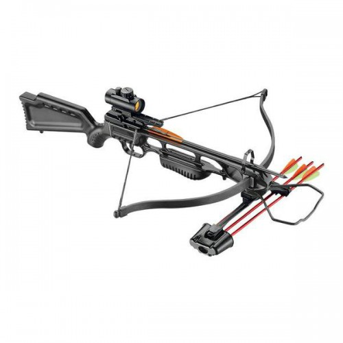 EK CROSSBOW JAG 1 175 LBS BLACK (CR013B)