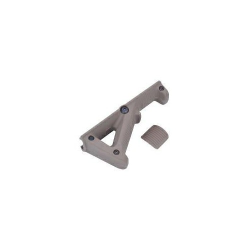 ELEMENT ANGLED FORE GRIP FOR WEAVER RAILS DARK EARTH (EL-EX255T)