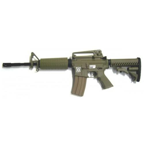 APS ELECTRIC RIFLE M4A1 CARBINE TAN (AP-301SCT)