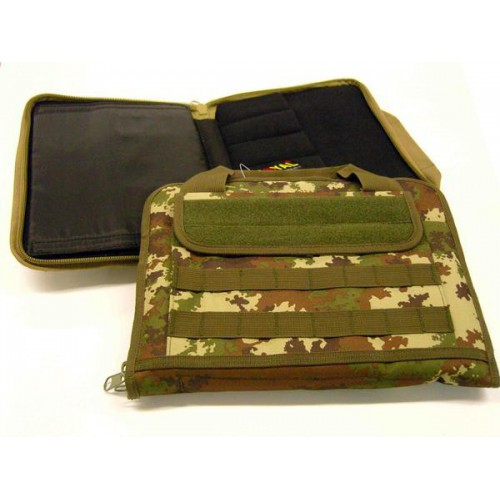ROYAL HAND GUN BAG ITALIAN CAMO (RP-9051-TC)