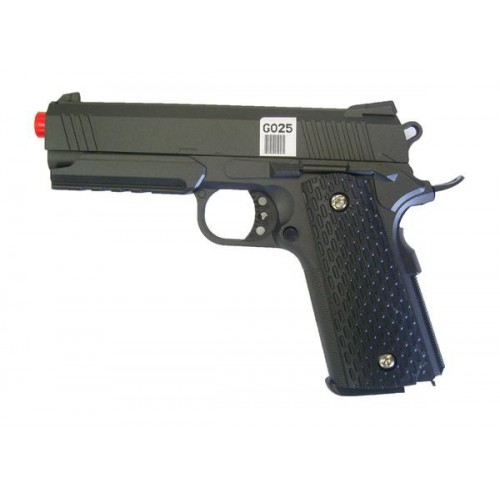 SPRING POWERED PISTOL G-SERIES (G025)