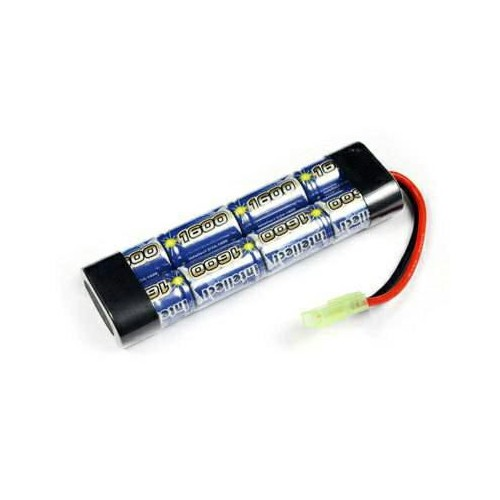 INTELLECT BATTERIA 9.6V X 1600MAH (IT-8XH28A1600B1)