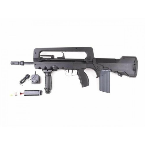 CYBERGUN ELECTRIC RIFLE FAMAS F1 NYLON FIBER VERSION (400907)