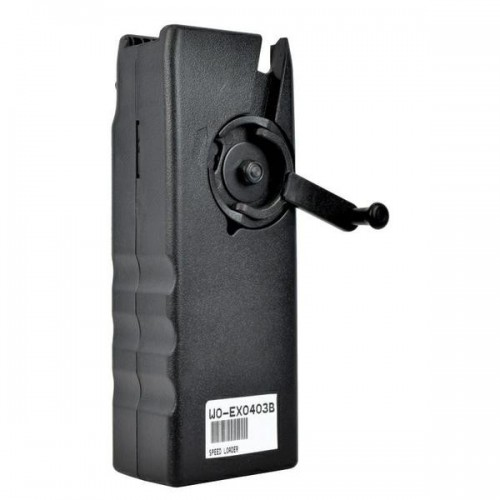 SPEED LOADER FOR M4 MAGAZINE BLACK (WO-EX0403B)