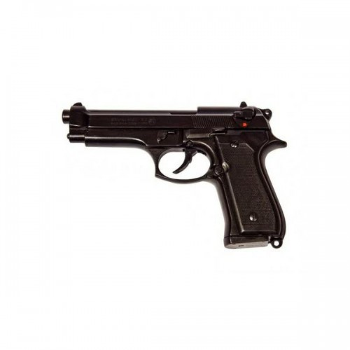BRUNI TOP FIRING BLANK PISTOL 92 CALIBER 9MM BLACK (BR-1305)