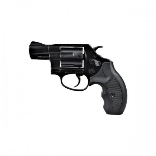 BRUNI BLANK PISTOL TOP FIRING NEW 380 SHORT BARREL BLACK (BR-450)