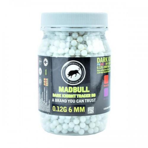 MADBULL TRACERS BALL PELLETS 0.12G (BU-BB 2000 0.12)