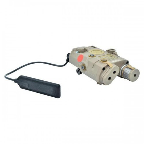 ELEMENT PEG-IS LA-SC UHP LASER WITH LED LIGHT DARK EARTH (EL-EX396T)