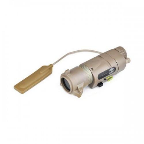 ELEMENT TACTICAL LED ILLUMINATOR DARK EARTH (EL-EX175T)