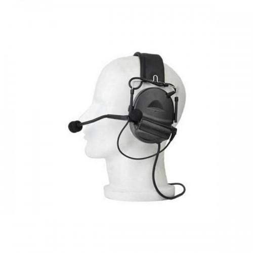 Z-TAC ZCOMTAC II HEADSET BLACK (EL-Z041B)