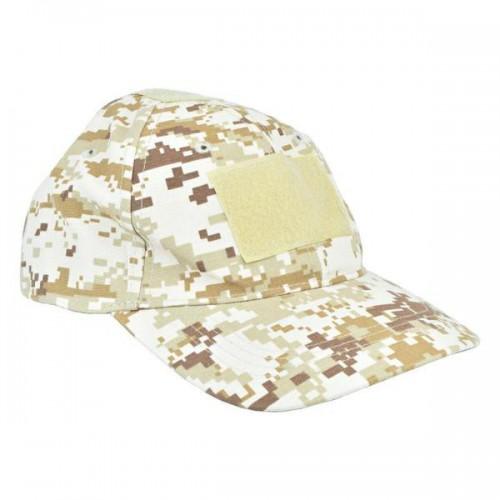 WOSPORT CAMO BASEBALL CAP DESERT (WO-HA02D)