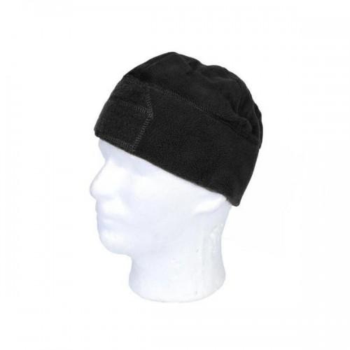 EMERSONGEAR FLEECE VELCRO WATCH CAP BLACK (EM8542A)
