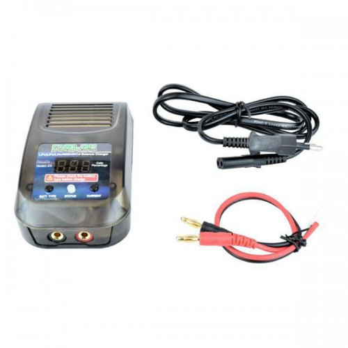 FUEL RC UNIVERSAL COMPACT BATTERY CHARGER (FL-SK56)