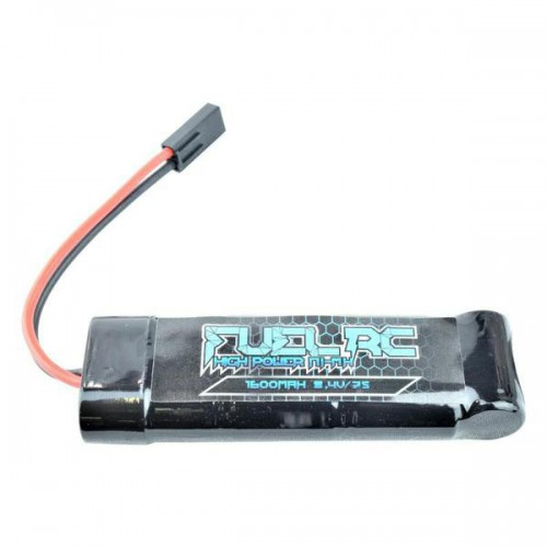 FUEL RC NI-MH BATTERY 8.4V X 1600MAH MINI VERSION (FL-8.4X1600)