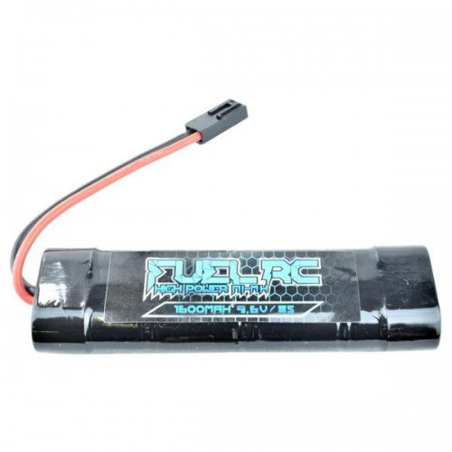 FUEL RC NI-MH BATTERY 9.6V X 1600MAH MINI VERSION (FL-9.6X1600)