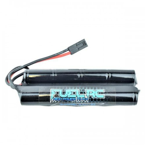 FUEL RC NI-MH BATTERY 9.6V X 1600MAH CQB VERSION (FL-9.6X1600CQB)