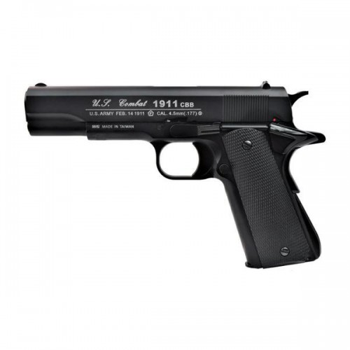 BRUNI CO2 4,5MM PISTOL U S  COMBAT 1911 CBB (BR-613M)