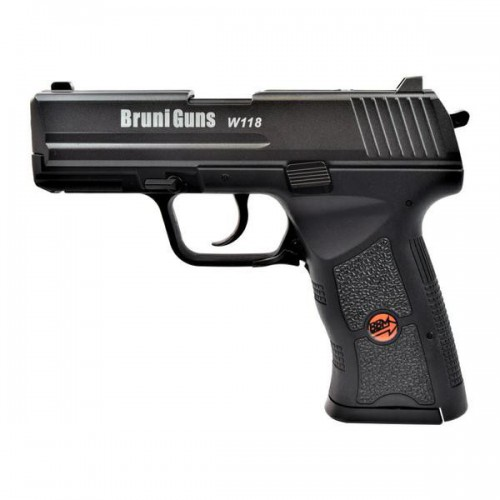 BRUNI PISTOLA CO2 CAL 4,5 C N 817 W118 (BR-118MP)