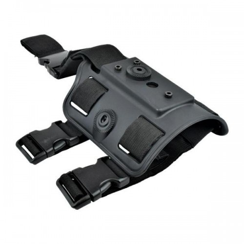 WOSPORT TACTICAL HOLSTER ADAPTER DEVICE BLACK (WO-GB36B)