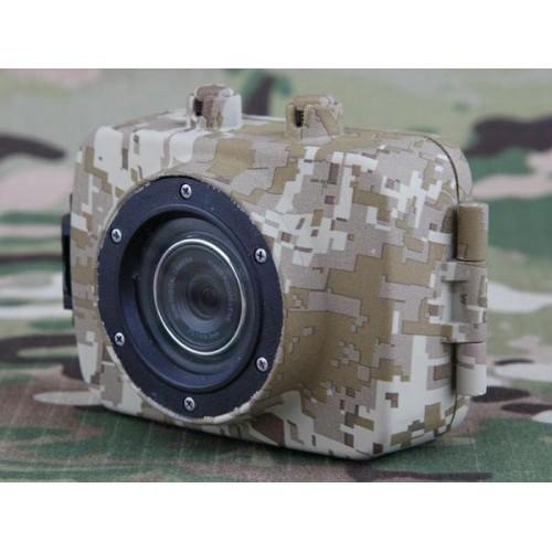 EMERSONGEAR MINI VIDEO & PHOTO ACTION CAMCORDER DIGITAL DESERT (EM8847A)
