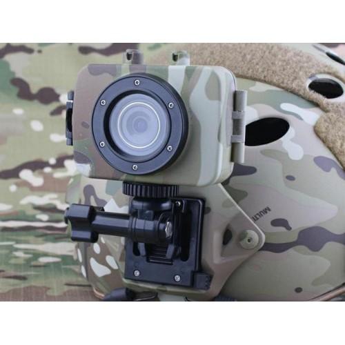 EMERSONGEAR MINI VIDEO & PHOTO ACTION CAMCORDER MULTICAM (EM8847B)