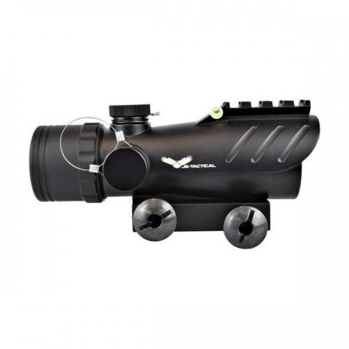 JS-TACTICAL RED DOT LENTE 30mm NERO (JS-HD30H)