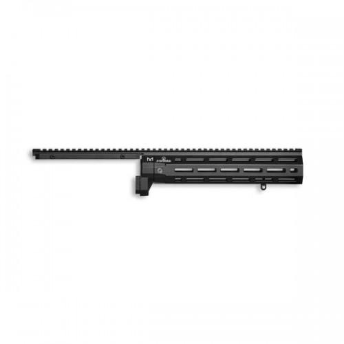 AMOEBA CNC M-LOK HANDGUARD FOR STRIKER AR-AS01 BLACK (AR-HG02B)