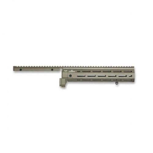 AMOEBA CNC M-LOK HANDGUARD FOR STRIKER AR-AS01 TAN (AR-HG02T)