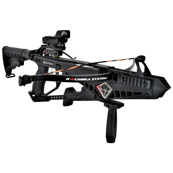 EK COBRA SYSTEM R9 CROSSBOW 90 LBS DELUXE VERSION (CR090BA)