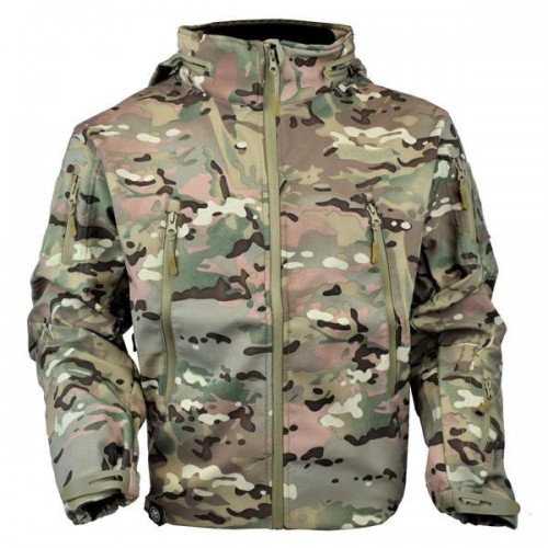 JS-TACTICAL GIACCA SHARK SKIN MULTICAM TAGLIA XL (JW-MC-XL)