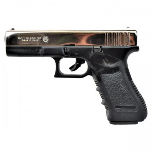 BRUNI GAP CALIBRO 9MM NIKEL (BR-1401N)