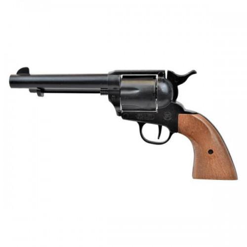 BRUNI GUNS TOP FIRING BLANK PISTOL CALIBER 380 BLACK (BR-400)