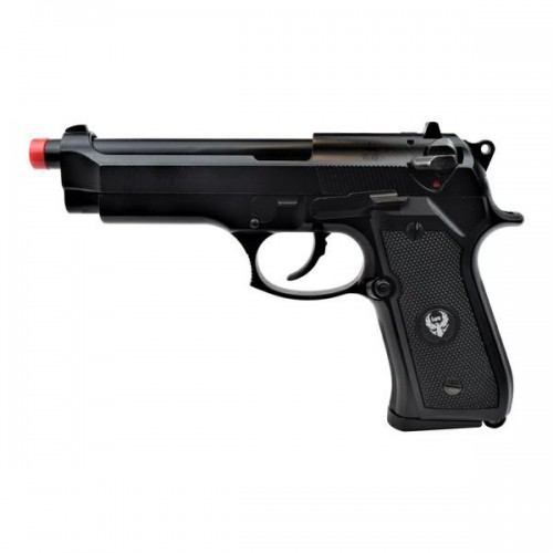 HFC BLOW BACK GAS PISTOL HG-194 NO RAIL BLACK (HG 194FB)