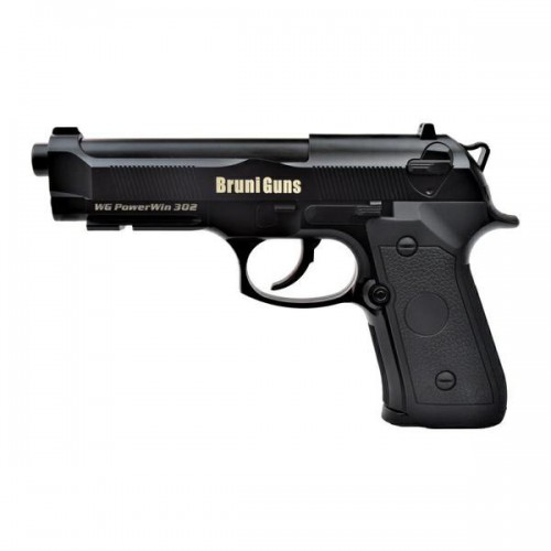 BRUNI CO2 4,5mm PISTOL C.N.812 POWERWIN 302 (BR-302P)
