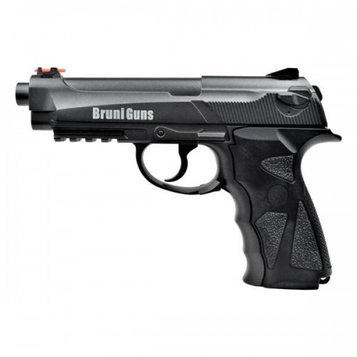 BRUNI PISTOLA CO2 CAL 4,5 C N 814 306 SPORT FULL METAL (BR-306M)