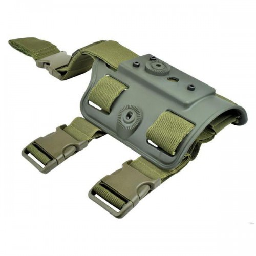 WOSPORT TACTICAL HOLSTER ADAPTER DEVICE OLIVE DRAB (WO-GB36V)