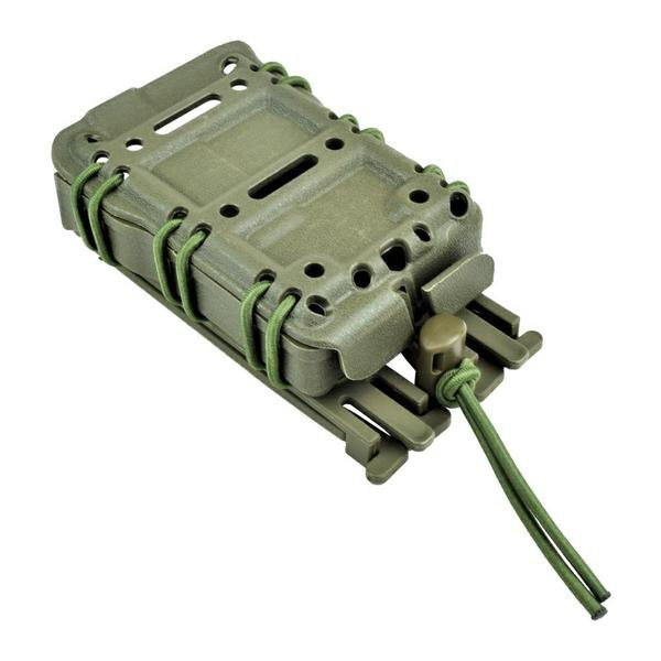 WOSPORT 5.56 MAGAZINE POUCH OLIVE DRAB (WO-MG26VD)