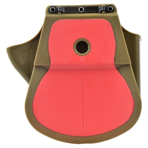 ROYAL HOLSTER FOR HANDCUFFS AND MAGAZINE TAN (HVAR-T)