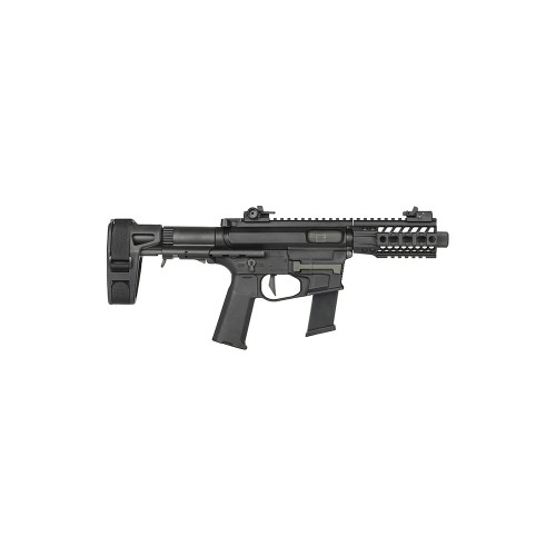 ARES ELECTRIC RIFLE M4 45 PISTOL S-CLASS S BK (AR-M45-SB)