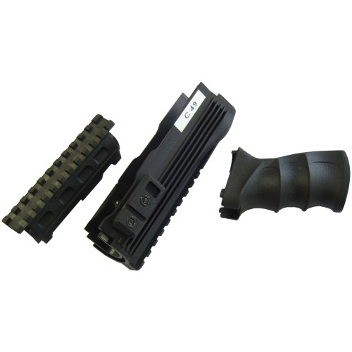 CYMA RIS E TACTICAL GRIP PER AK47 (C49)