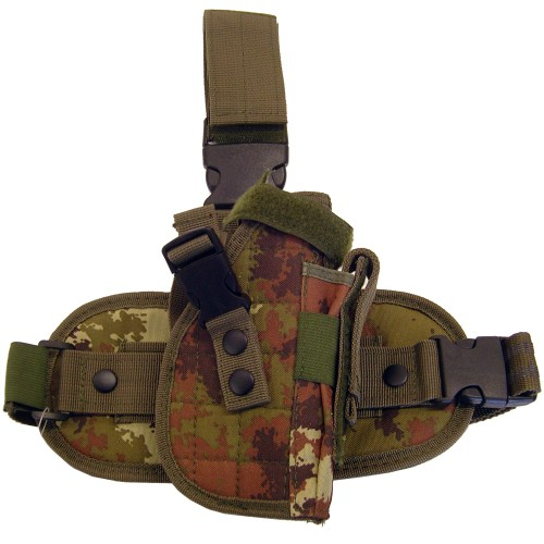 ROYAL LEG HOLSTER ITALIAN CAMO (06559TC)