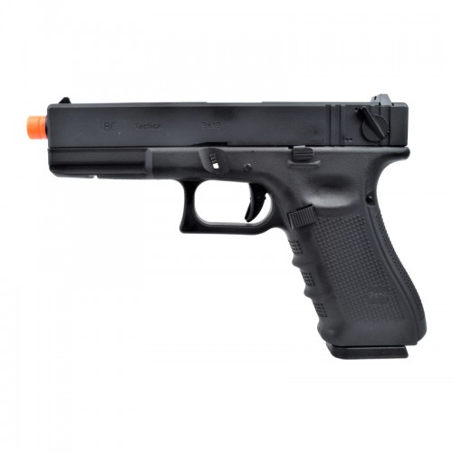 WE PISTOLA A GAS G18 GEN 4 NERA (W059B)