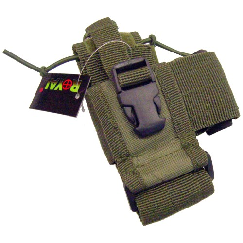 ROYAL PLUS RADIO POUCH GREEN (RP-1057-V)