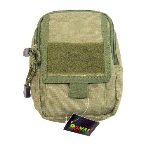ROYAL PLUS UTILITY POUCH GREEN (RP-1278-V)