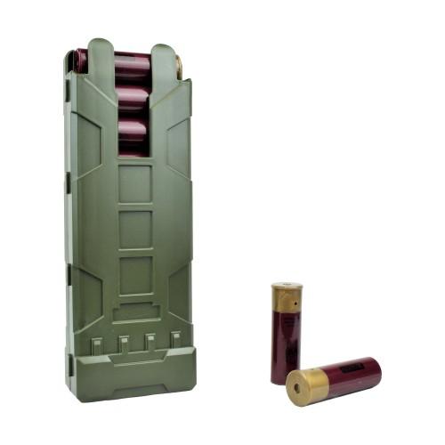 WOSPORT SHOTGUN SHELLS POUCH OLIVE DRAB (WO-EX0405V)